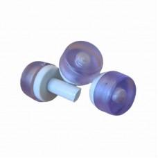 7258 - VEDANTE PVC RETO SILICONE 3/4 C/50