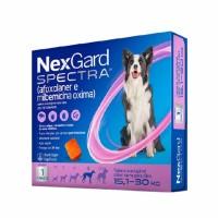 9394 - NEXGARD SPECTRA G 15,1-30KG 4G C/01