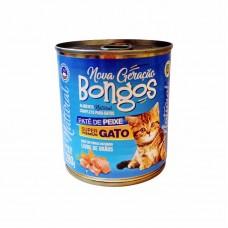 9403 - PATE ENLATADO GATO BONGOS PEIXE 280G