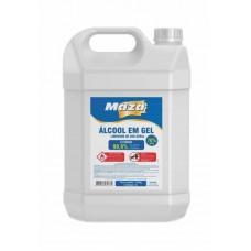 7150 - ALCOOL GEL 70% 5LT (4,350KG)