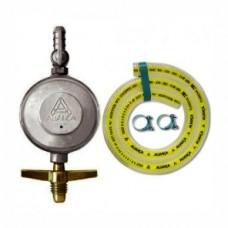 466 - REGULADOR GAS ALIANCA M 504 C/MANGUEIRA