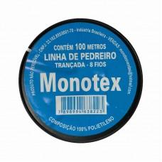 3669 - LINHA PEDREIRO TRANCADO 8 FIOS 100MT