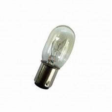 1602 - LAMPADA MAQ COSTURA CLAR 15WX127V
