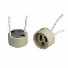 5521 - BASE LAMPADA DICROICA GZ10/GU10 C/5