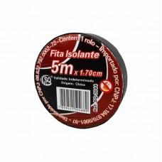 6428 - FITA ISOLANTE 5MT ANTICHAMA C/10