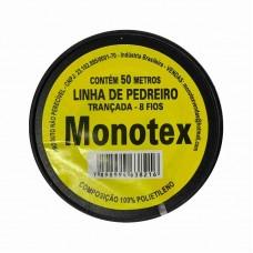 3668 - LINHA PEDREIRO TRANCADO 8 FIOS 50MT