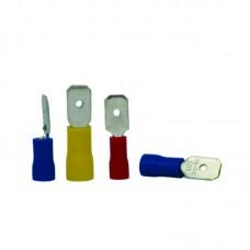 4411 - TERM PRE ISOL MACH 1,5-2,5MM AZUL C/100