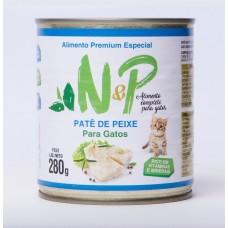 2751 - PATE ENLATADO GATO NEP PEIXE 280G