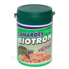 2408 - BIOTRON RACAO TARTARUGA CAMAROES 15G