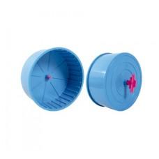 6380 - RODINHA PLASTICA HAMSTER 5,5/14CM