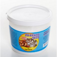 7140 - BANHO SECO ROEDORES POTE 1KG