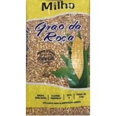 3936 - MILHO EM GRAO FARDO C/06 PACOTES DE 5KG