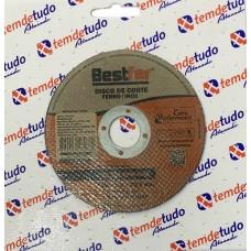 6684 - DISCO CORTE FERRO E INOX (ENCARTELADO)