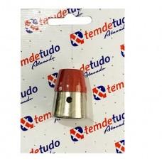 6910 - VALVULA PANELA CROMADO CLOCK (ENCARTELAD