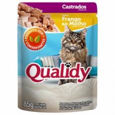 7835 - SACHE QUALIDY CAT CAST FR MOLHO 85G C/18