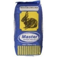 3121 - RACAO MASTER COELHO 20KG