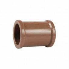 1534 - LUVA MARROM SOLDAVEL PLAST 32MM C/5