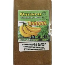 3942 - MASSA PESCA GUARU BANANA 190G