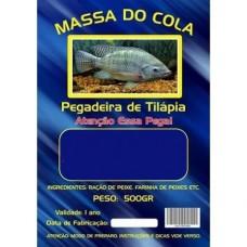 3498 - MASSA PESCA COLA TILAPIA 500G