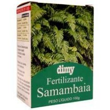 2612 - FERTILIZANTE SAMAMBAIA CAIXA 100G
