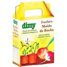 5163 - FOSFATO MOIDO DE ROCHA 1KG