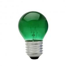 512 - LAMPADA BOL 15WX127 VERDE E27