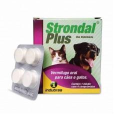5642 - STRONDAL PLUS C/4 COMPRIMIDOS