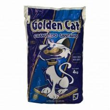 2392 - AREIA P/GATO C/5 4KG GOLDEN CAT