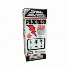 3217 - PODEROSO 25CE FIPRONIL 30ML