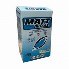 6629 - MATT PULGAS 100G AZUL