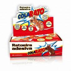 2397 - RATOEIRA ADESIVA COLA RATO CAIXA C/20
