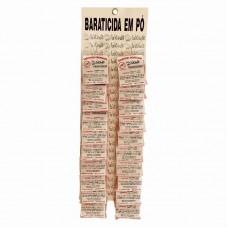 2860 - BARATICIDA GRANULADO CARTELA C/20